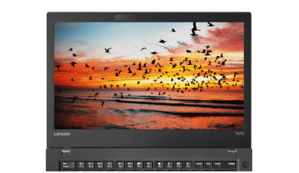 "Lenovo ThinkPad T470 Core™ i5-6300U 256GB SSD 8GB 14"" FHD W10 Pro ENG Keyboard"