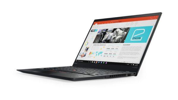 """Lenovo ThinkPad X1 CARBON 5th Gen Core™ i5-6300U 256GB SSD 8GB 14"""" FHD BT W10 Pro Backlit ENG Keyboard"""